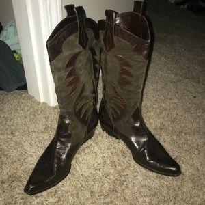 Vaneli Cowgirl Boots